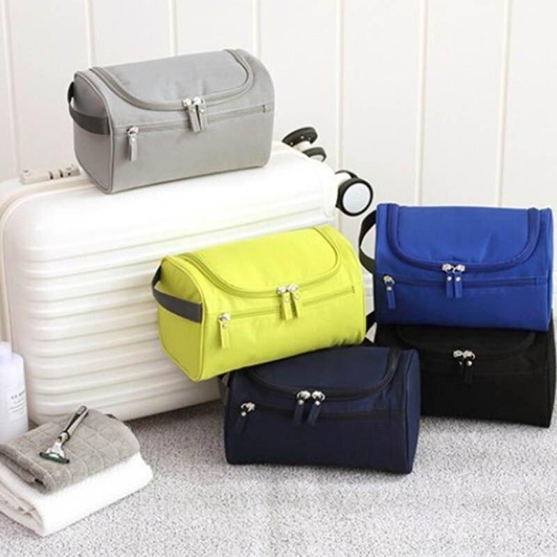 2b12aa0f22bb4 Los hombres Suministros 1 piezas de alta capacidad de lavado bolsa viaje  bolsa de almacenamiento portátil impermeable bolsas de cosméticos