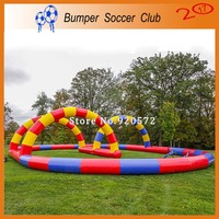 Free shipping ! Outdoor inflatable recreation,outdoor playground equipment,inflatable games equipment for zorb ball,bumper car