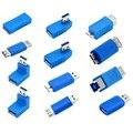 12 Шт./лот USB 3.0 Адаптер Разъем Муфты Адаптер Конвертер Мужского на Женский Разъем Конвертер Бесплатная Доставка