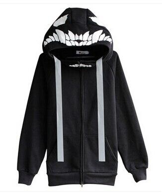 Kawaii Anime Kantai Collection Shimakaze Cosplay Costume WO mask tshirt hoodie jacket coat