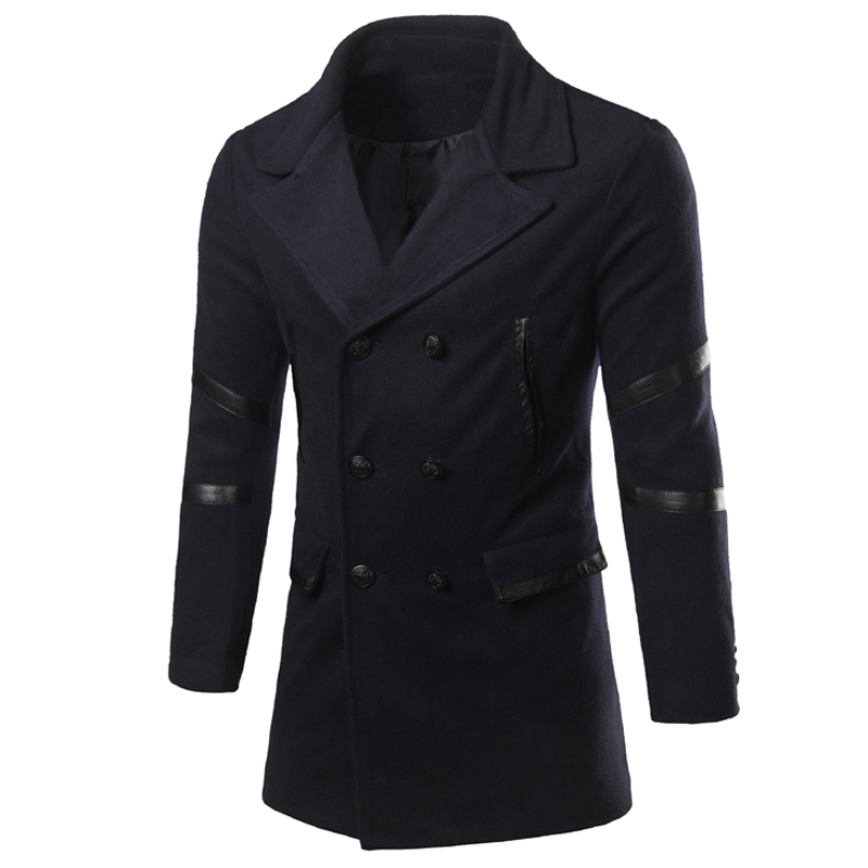 Popular Designer Winter Long Coats Mens-Buy Cheap Designer Winter