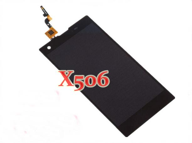 ФОТО For INFINIX ZERO X506 lcd display screen +touch screen digitizer Glass Sensor assembly +  + tracking