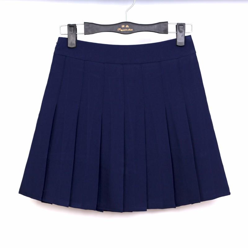 pleated skirt 14
