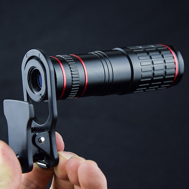 1pcs Universal 20X Telescope Optical Zoom Mobile Phone Lens For IPhone Samsung H