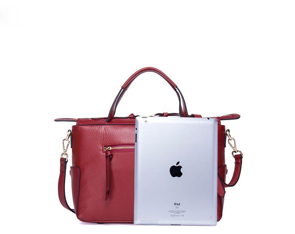 Female Bag Women Handbag Composite Messenger Bag Women Shoulder Bag Lady Genuine Leather Crossbody Bags For Women Cow - 3