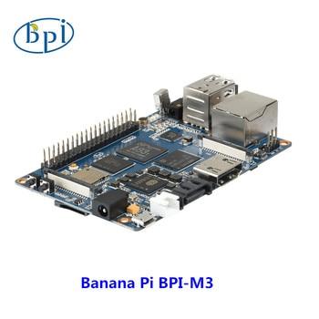 2GB of RAM Octa-Core BPI-M3 Banana Pi M3 Single board computer&development board with EMMc ,WiFi,BT module on board shoulder bag