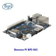 Allwinner A83T الموز Pi M3 مجلس واحد مع 8G EMMC