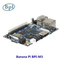 Allwinner planche simple banane A83T, Pi M3, avec EMMC 8G