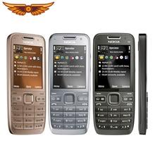 E52 Nokia E52 Bluetooth WIFI GPS 3G мобильный телефон восстановленный с и Арабский Русский клавиатура мобильный телефон