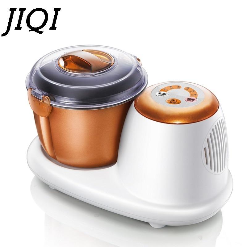 JIQI electric flour mixing machine kitchen helper food mixer machine 3L capacity for home