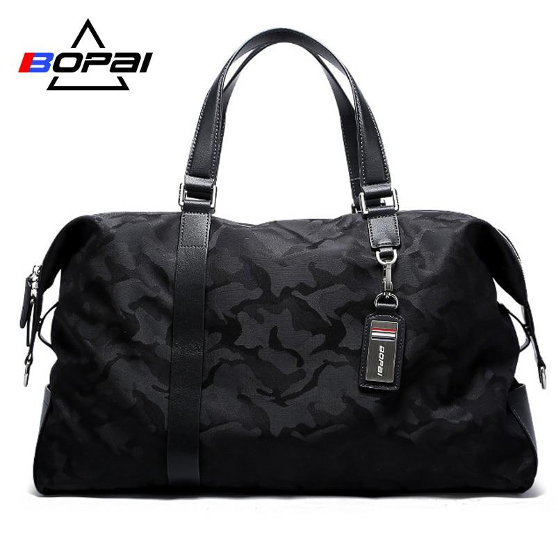 BOPAI Travel Bag Large Capacity Luggage Bag