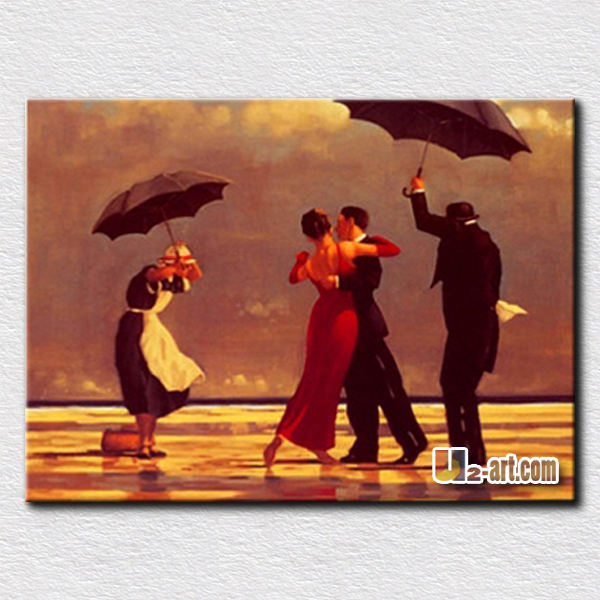 Hot selling figure canvas oil paintings arts for modern home decoration wall paper gift from business partner