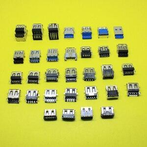 Image 2 - Cltgxdd für 32 modell USB jack für Laptop notebook, USB 3.0 doppel usb buchse für lenovo G450 E43 für Acer 5755