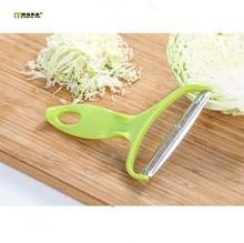 1PC Stainless Steel Vegetable Potato Peeler Cabbage Grater Slicer Cutter Cabbage peeler salad peeler salad cutter OK 0463