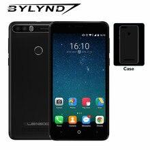 LEAGOO KIICAA PUISSANCE Téléphone Android 7.0 MTK6580A Quad Core 5.0 pouces 2 GB RAM 16 GB ROM 8MP Double Caméras Arrière D'empreintes Digitales Smartphones
