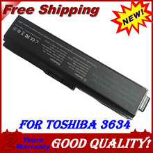 JIGU 12Cells Laptop Battery For Toshiba PA3728U 1BAS PA3728U 1BRS PA3780U 1BRS PA3634U 1BAS PA3634U 1BRS
