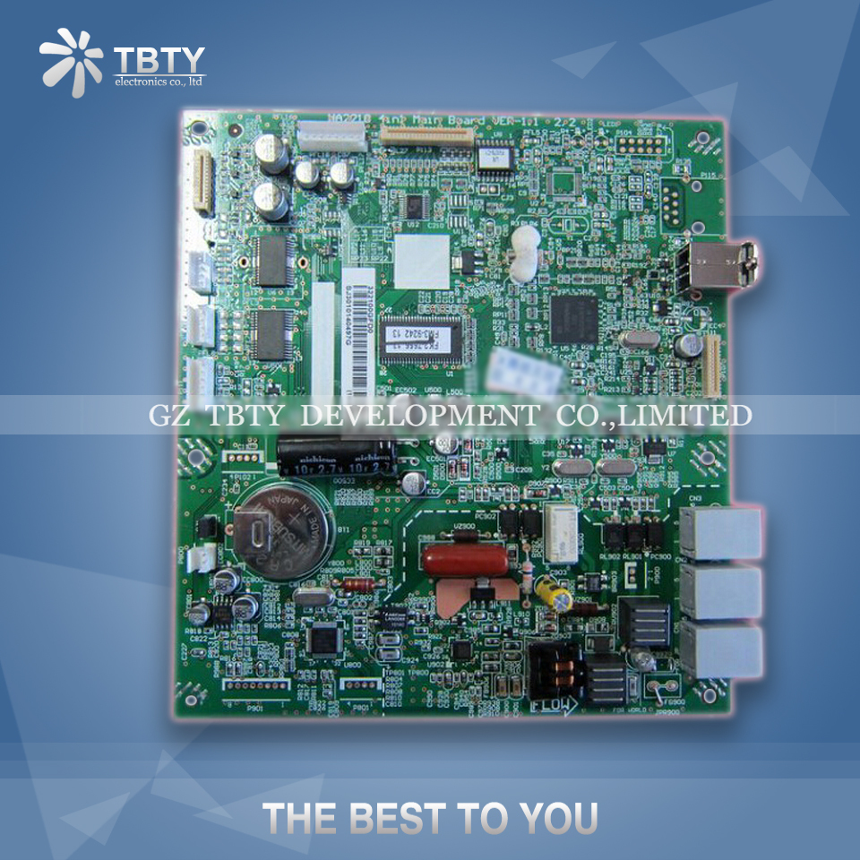 100% Test Main Board For Canon MF4370DN MF4370 MF 4370 4370DN SCNT Formatter Board Mainboard On Sale mainboard for canon lbp 5300 lbp5300 rm1 4421 formatter board main board on sale