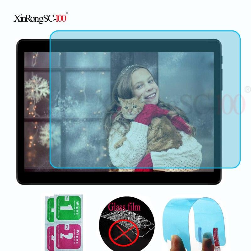 Мягкий TPU Защитная пленка с нано-покрытием Экран Защитная пленка для 10,1 дюймов CARBAYTA K99 s109 C108 MT6797 MT8752 MT6753 10,1