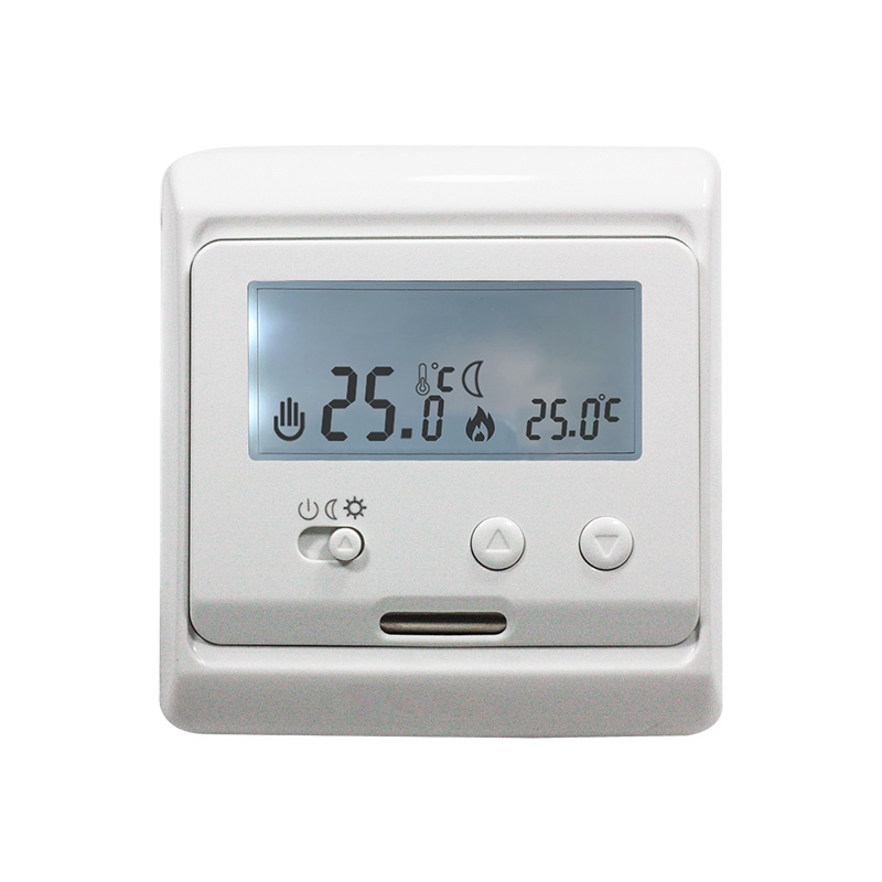 Temperature Regulator Heating Thermostat For Water Floor Heating, Electric Heating System Digital Thermostat AE-31 Backlit LCD
