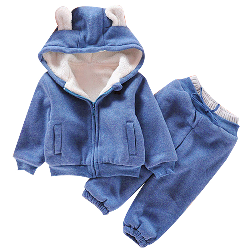 BINIDUCKLING-Baby-Sports-Suit-Jacket-Sweater-Coat-Pants-Thicken-Kids-Clothes-Set-Hot-Sell-Boys-Girls-