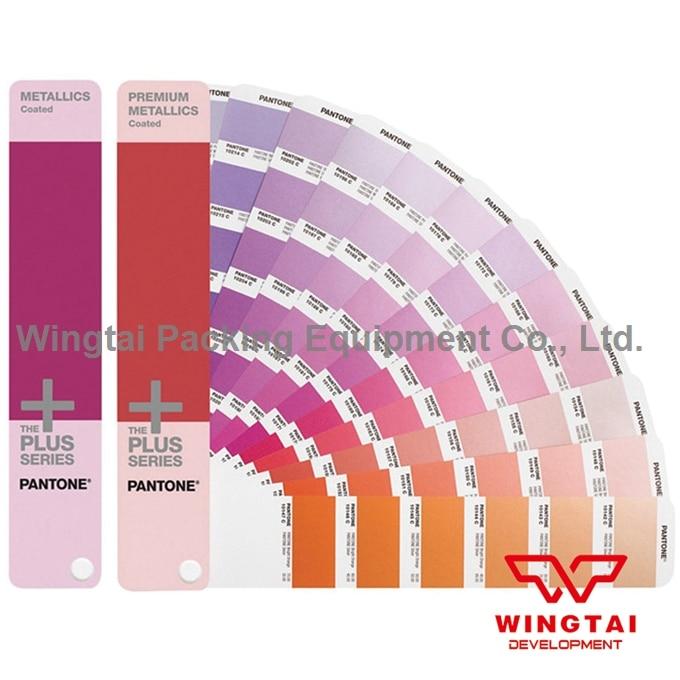 2 books/Set GP6102N PANTONE COLOR BRIDGE C/U Fabric color books-in ...