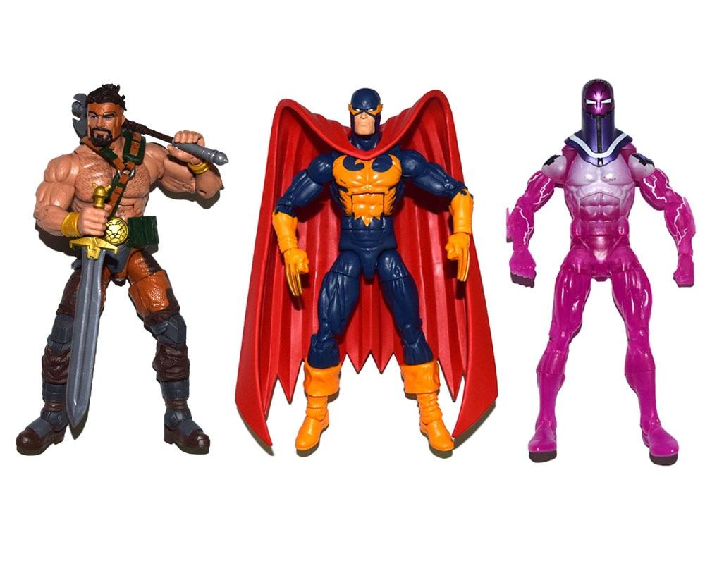 """Marvel Legends Avengers końcówki Nighthawk życia laserowe Hercules 6 """"luźne figurka w Figurki i postaci od Zabawki i hobby na  Grupa 1"""