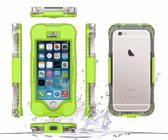 custodia waterproof iphone 5