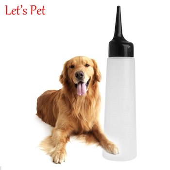 Let's Pet Diluted Shampoo Bottle