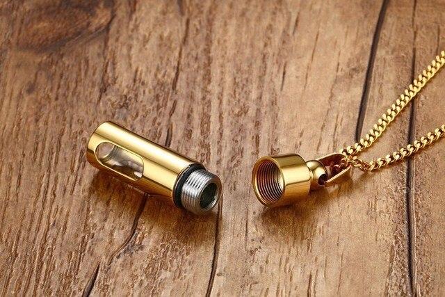 Мода 2 цвета пуля кулон Женская Длинная цепочка пара ожерелья
