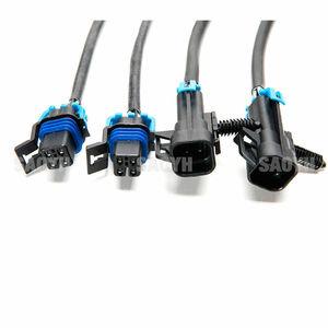 Image 5 - 4pcs 산소 o2 센서 up & downstream for 07 09 cadillac srx/08 11 cts V6 3.6L