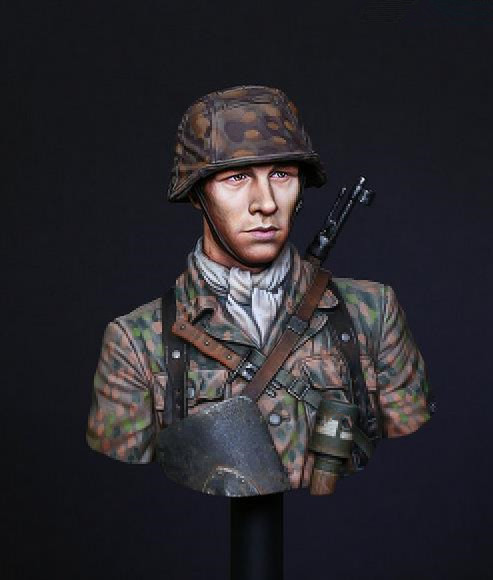 pre order-Resin toys LM-B012 12th SS Panzer Division 'Hitlerjugend' Normandy 1944 Free shipping недорого