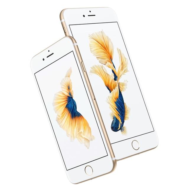 Original Unlocked  Apple iPhone 6S/iPhone 6S Plus Mobile phone 12.0MP 2G RAM 16/32/64/128G ROM 4G LTE Dual Core WIFI Cell Phones