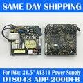 """Original OT8043 ADP-200DF B para iMac 21.5 """"A1311 FONTE de ALIMENTAÇÃO Placa De Alimentação 205 W 614-0445 661-5299 614-0444 2009 2010 2011 Anos"""