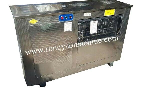 190-260g Stainless Steel big weight Dough Divider Rounder Maker Automatic Bun Machine / Bun maker For Sale