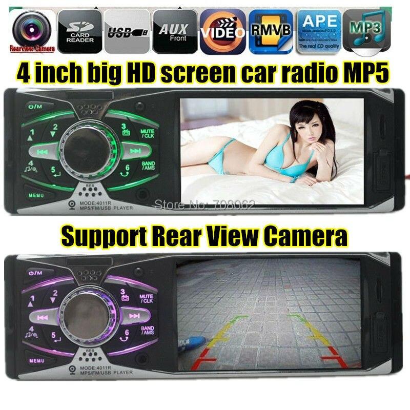 Aliexpress.com : Buy New 4.1'' inch 1080P TFT screen Car radio ...