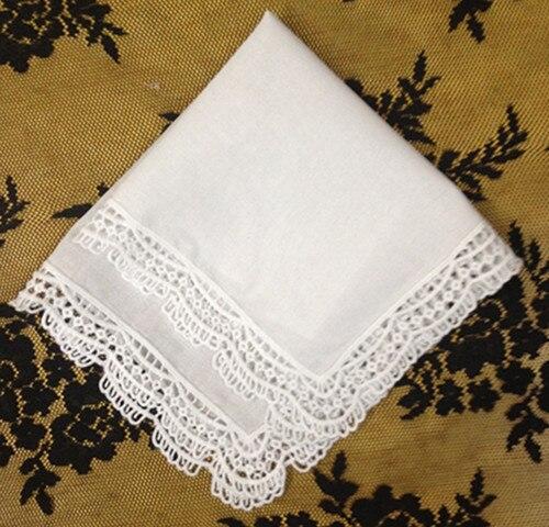 Fashion Women's Handkerchiefs 12PCS/Lot 12
