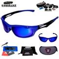 Queshark Men Women Polarized Cycling Sunglasses TR90 UV400 HD Sport Goggles Race Bicycle Bike Glasses Outdoor Hiking Ski Eyewear