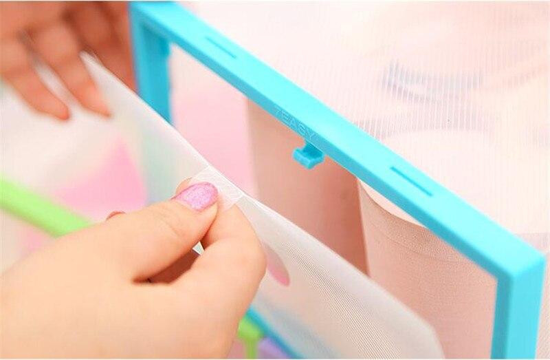Kühlschrank Organizer Stapelbar : Diy dicken kunststoff schuhkarton aufbewahrungsbox hause organizer