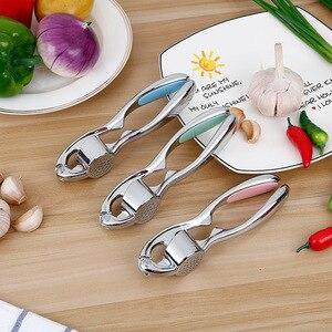 Herramienta inteligente para restaurante, pinza fácil para ajo, herramienta práctica para pulpa de ajo