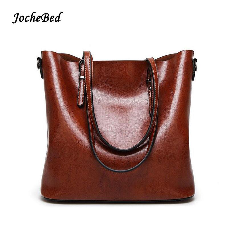 Fashion Women Handbag PU Oil Wax Leather Women Bag Large Capacity Tote Bag Big Ladies Shoulder Bags Famous Brand Bolsas Feminina индийская хна аша купить в владивостоке