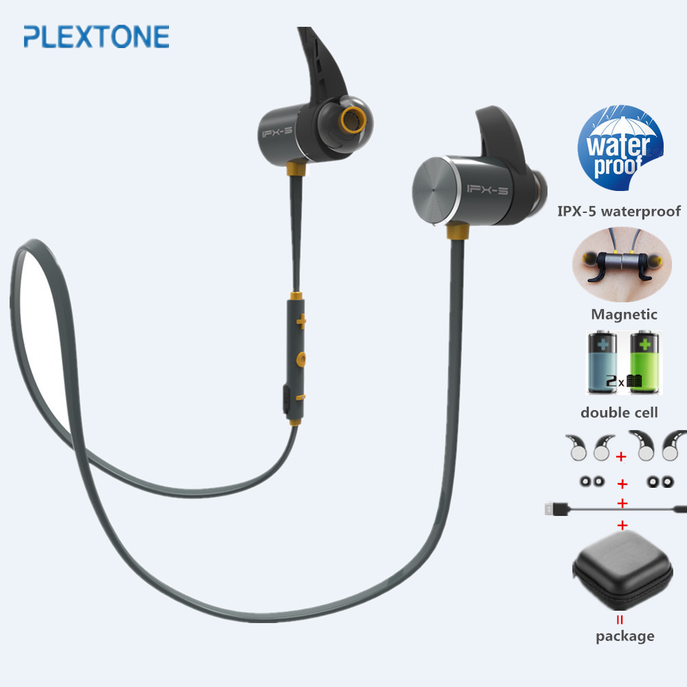 Wireless headphones bluetooth sport - waterproof bluetooth headphones sport