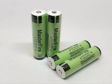 MasterFire 18pcs/lot Original Protected Battery For Panasonic 18650 2900mAh Rechargeable NCR18650PF Li-lon Batteries with PCB