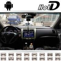 For Nissan Teana Altima Maxima Cefiro L33 2013 2014 2015 2016 Car Multimedia DVD Player GPS