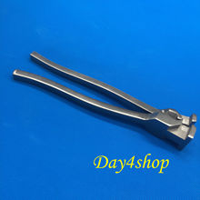 New Bone plate Bender Reconstruction Plate orthopedics Instruments