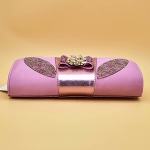 Image 4 - Pink Color Italian Shoes with Matching Bags High Quality Shoes and Bag Set African Sets 2019 Ladies Shoes with Matching  ZS 12