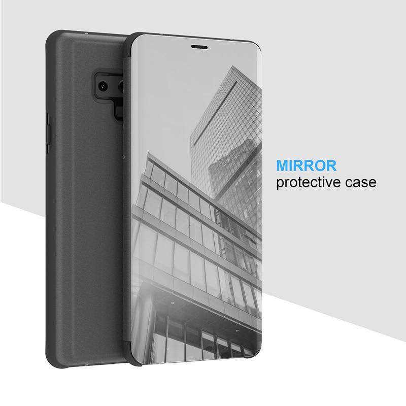Samsung Galaxy Note 9 Mirror Flip Case 8