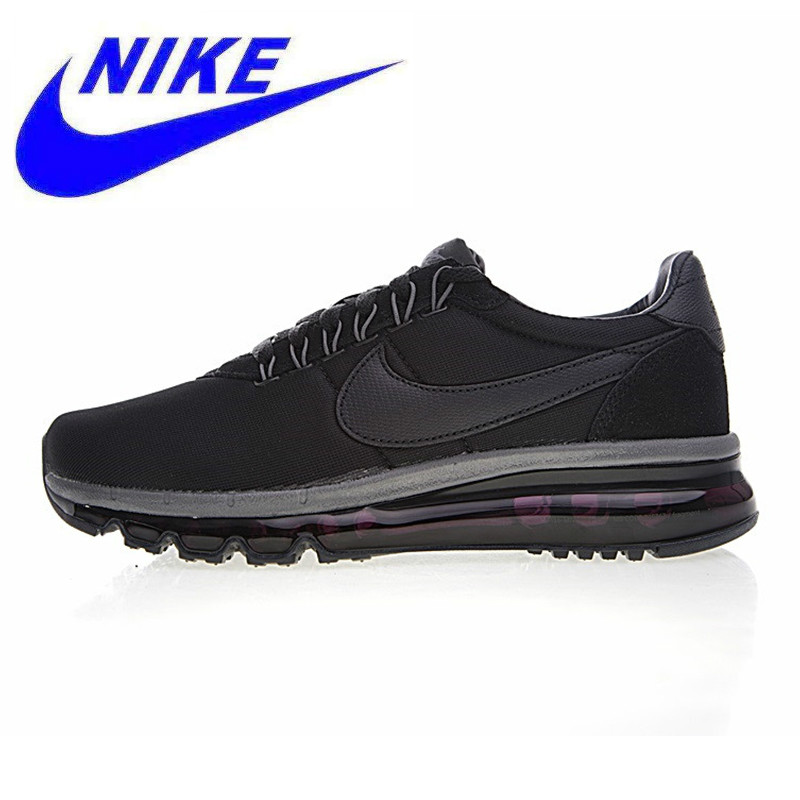 fe2022cc50 Detail Feedback Questions about Original NIKE AIR MAX LD ZERO Men's Running  Shoes, Black, Shock Absorption Wrapping Balance Lightweight 885893 001 on  ...