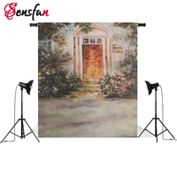 5X7FT Old House Vinyl Photography Background Brick Wall Oxford Backdrop For Wedding Photo Studio Props ZH