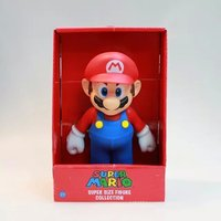 23cm Mario Brother Game Luigi Yoshi One Piece Figure Action Toy PVC Super Mario Bros 7