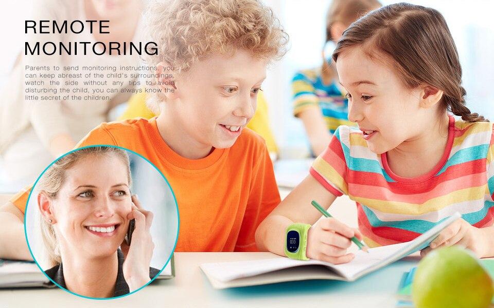 children watch phone  smartwatch kids